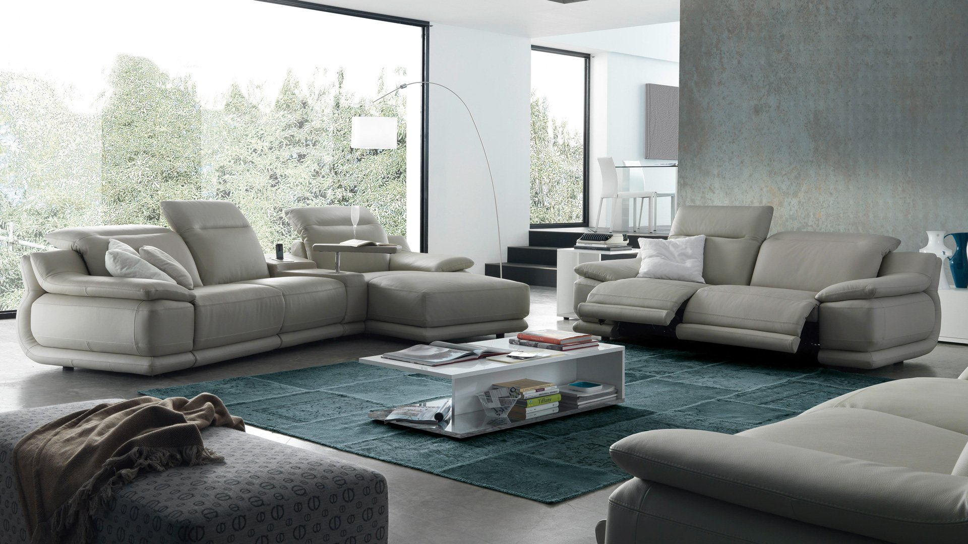 Indianapolis leather sofas deluxe overview 2