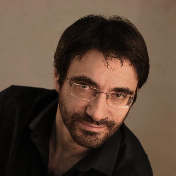 Luca Benazzi, portrait