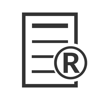 Icon merk registreren
