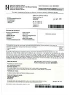 Spookfactuur Patent and Trademark Institute