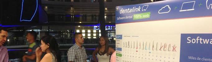 Dentalink en evento de Cali