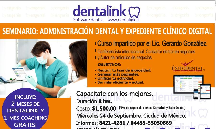 Odontólogo de México, capacítate con los mejores
