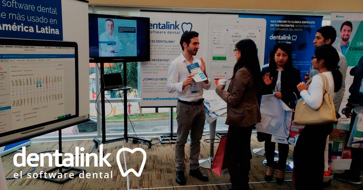 Dentalink en CIMCOL de Lima