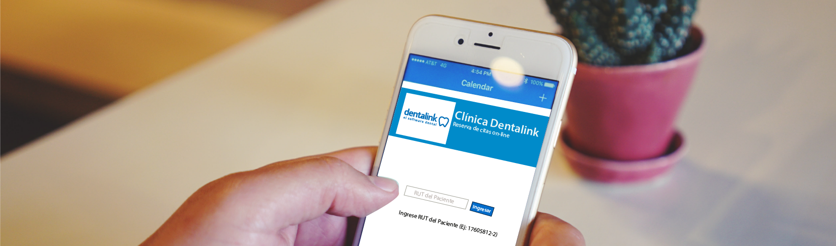 Dentalink mejora su diseño en la agenda en línea