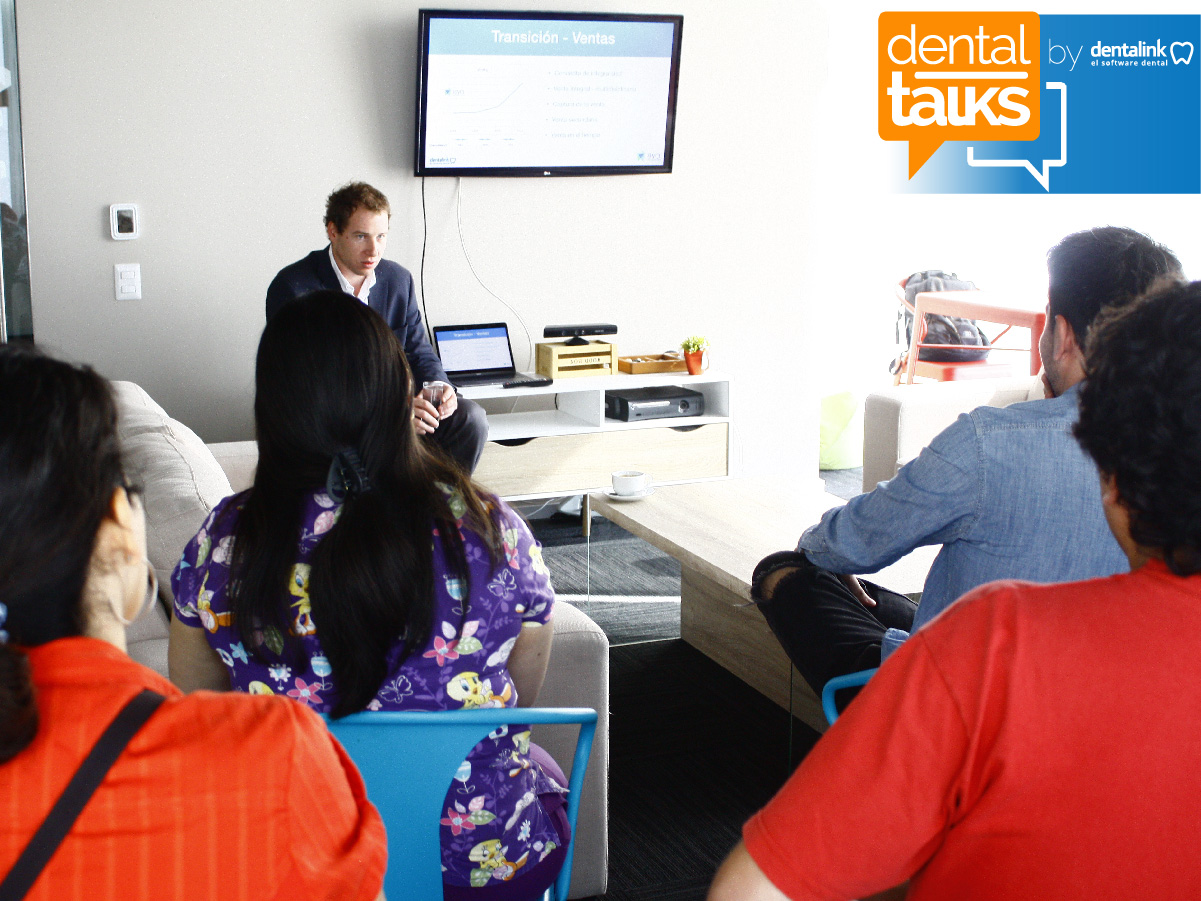 dental talks crecer en odontologia Software Dentalink