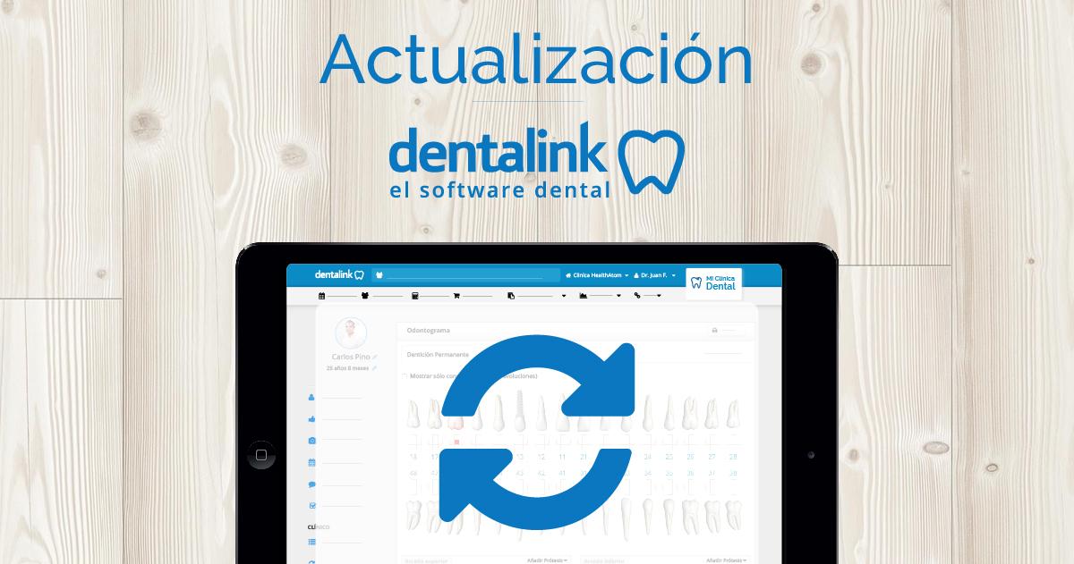 Edita fácil y rápido, el contrato de odontólogos | Actualización