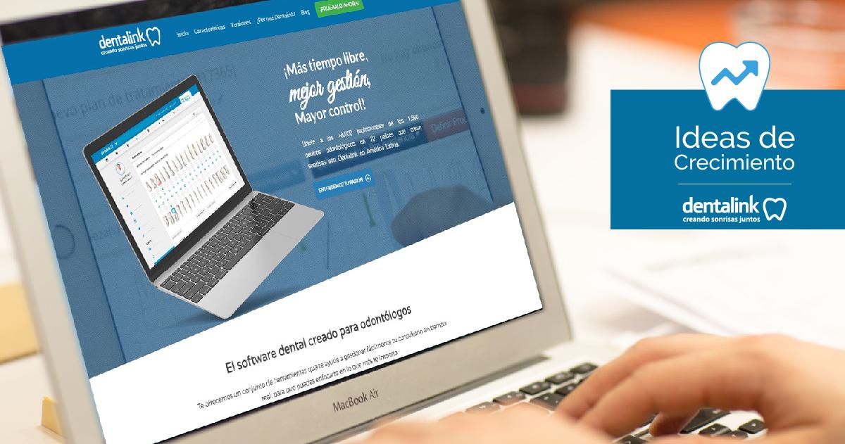 Cómo hacer una buena página web para tu clínica dental