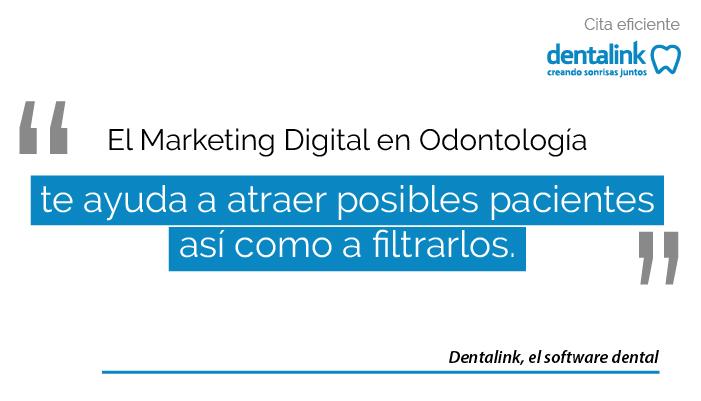 marketing digital en odontologia