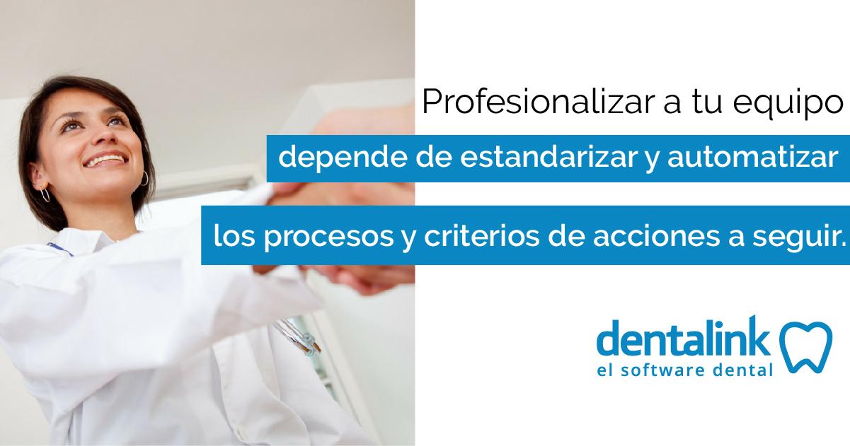 automatizar procesos en la consulta dental