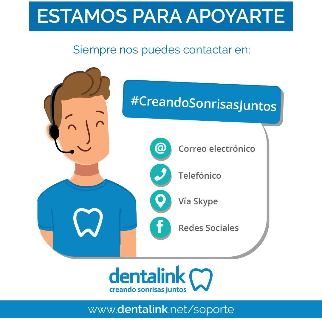 soporte dentalink