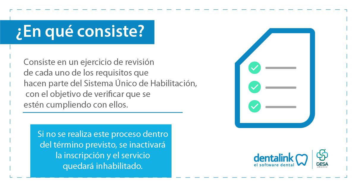 que es habilitación de salud en Colombia