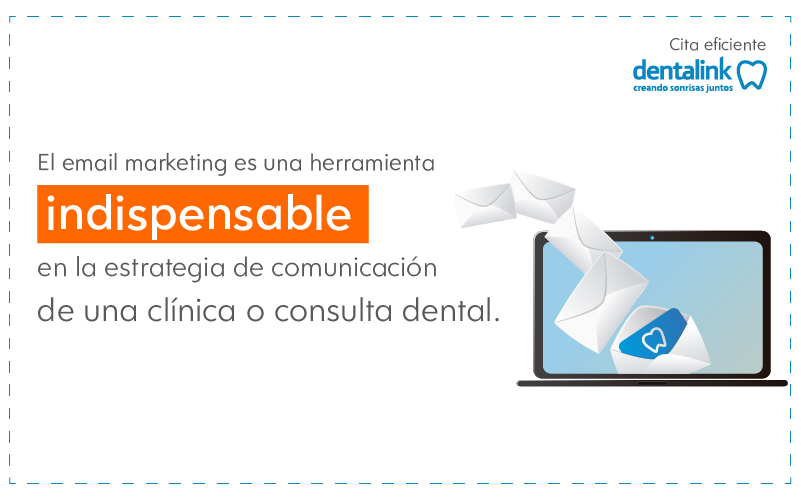 mail marketing dentalink software