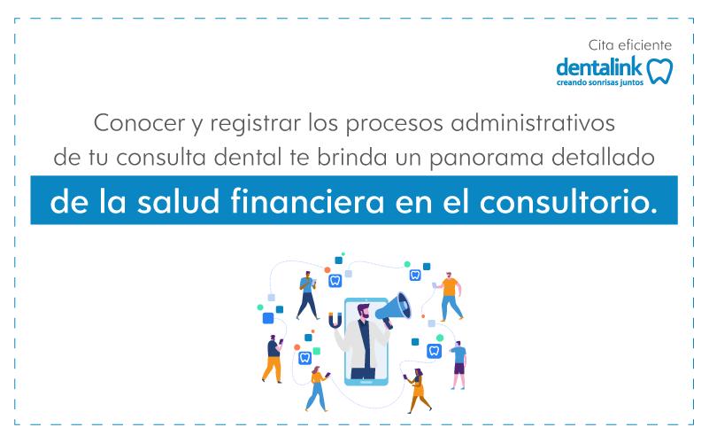 mejorar salud financiera consulta dental