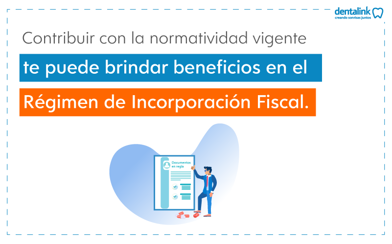 regimen fiscal consulta dental