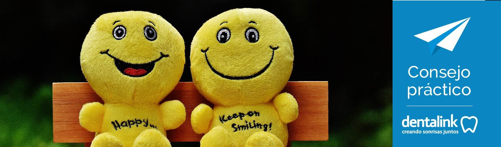 Frases para inspirar a tus pacientes a sonreír
