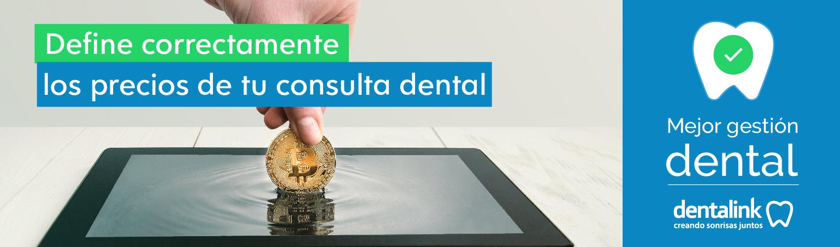 Cómo definir los precios y servicios en mi consulta dental