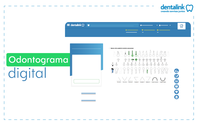 odotograma digital software dentalink