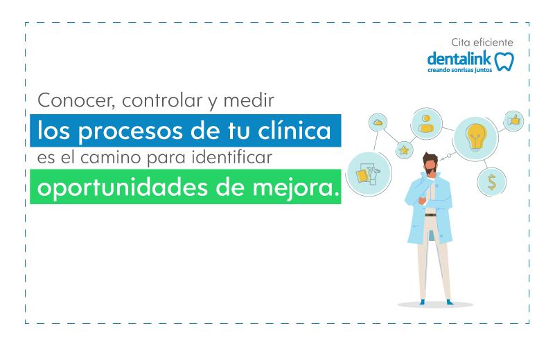 mejorar procesos clinica dental consultorio