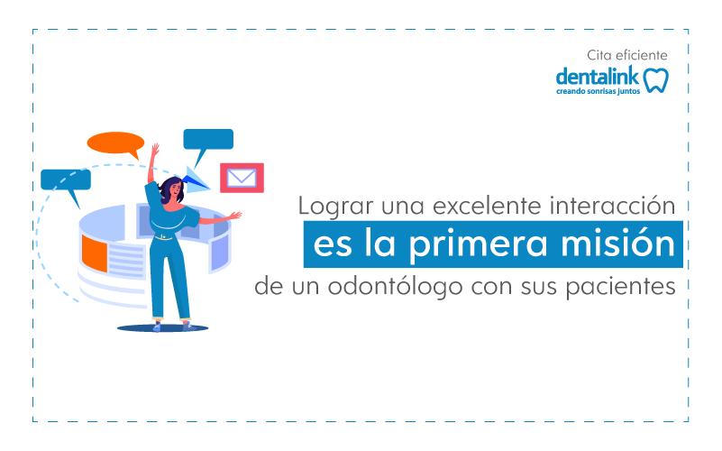comunicacion pacientes clinica dental