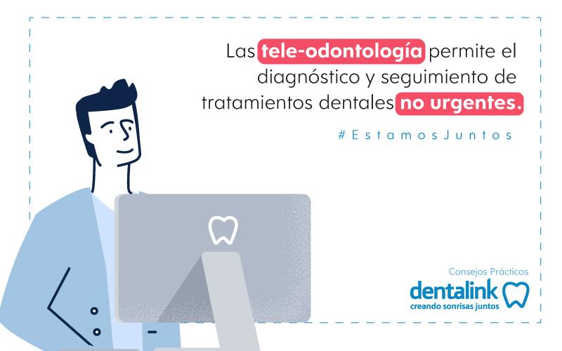 Teleodontologia telemedicina consulta dental