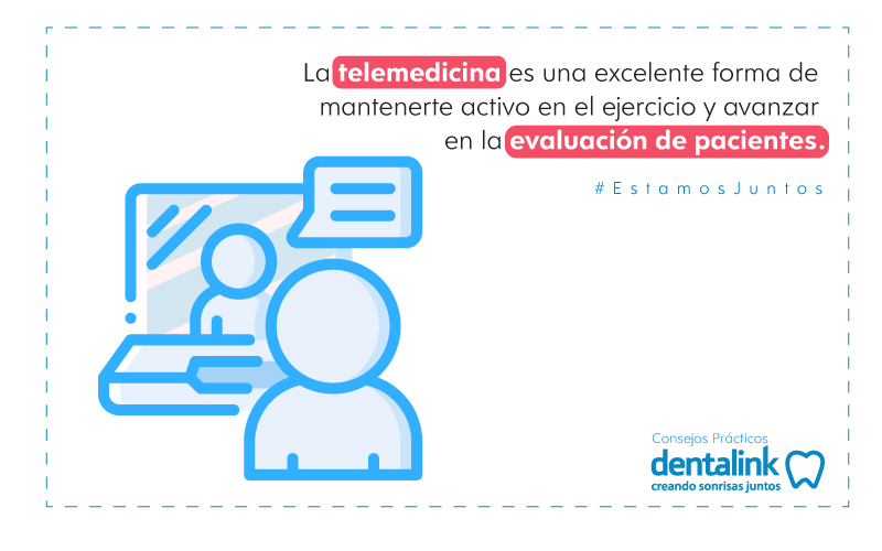 telemedicina video consultas clinica dental