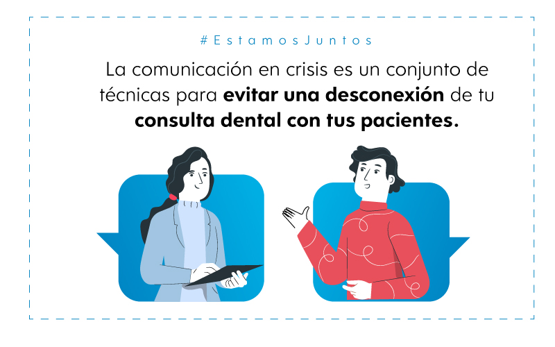 comunicacion paciente clinica dental