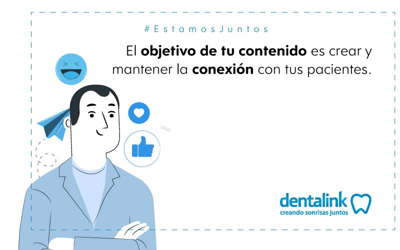 conexion paciente dental