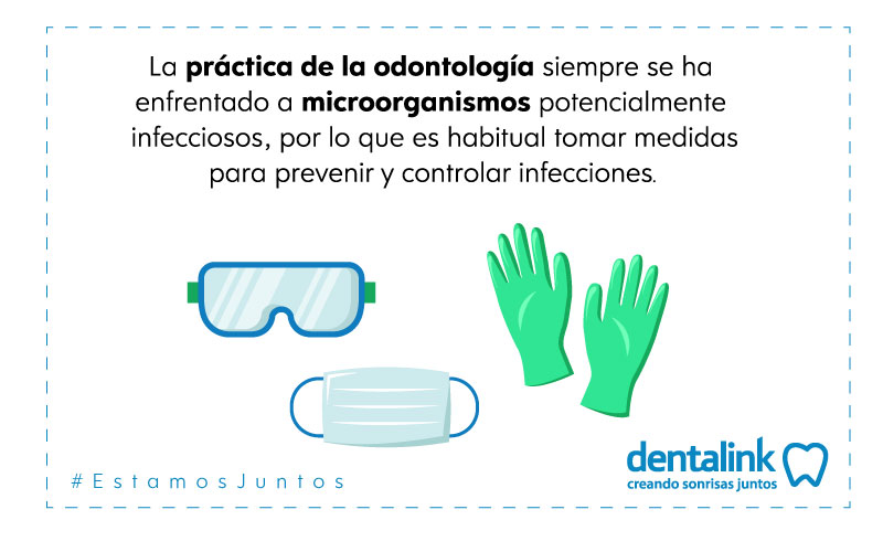 bioseguridad consulta dental