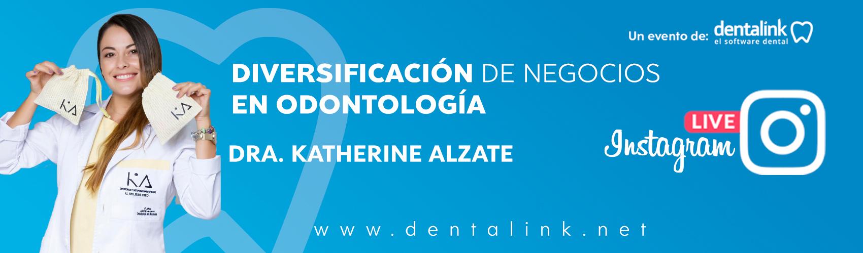 Instagram Live: Diversificación de negocios en Odontología | DENTALINK