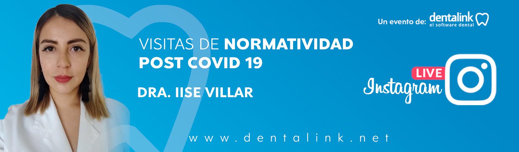 IG LIVE: Visitas de Normatividad Post COVID-19