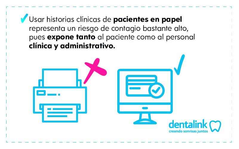 razones para usar historias de pacientes digitales
