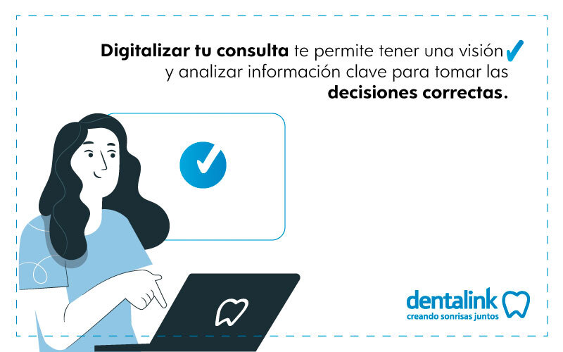 razones para digitalizar tu consulta dental