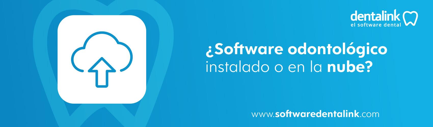 Software odontológico en la nube vs un software instalado