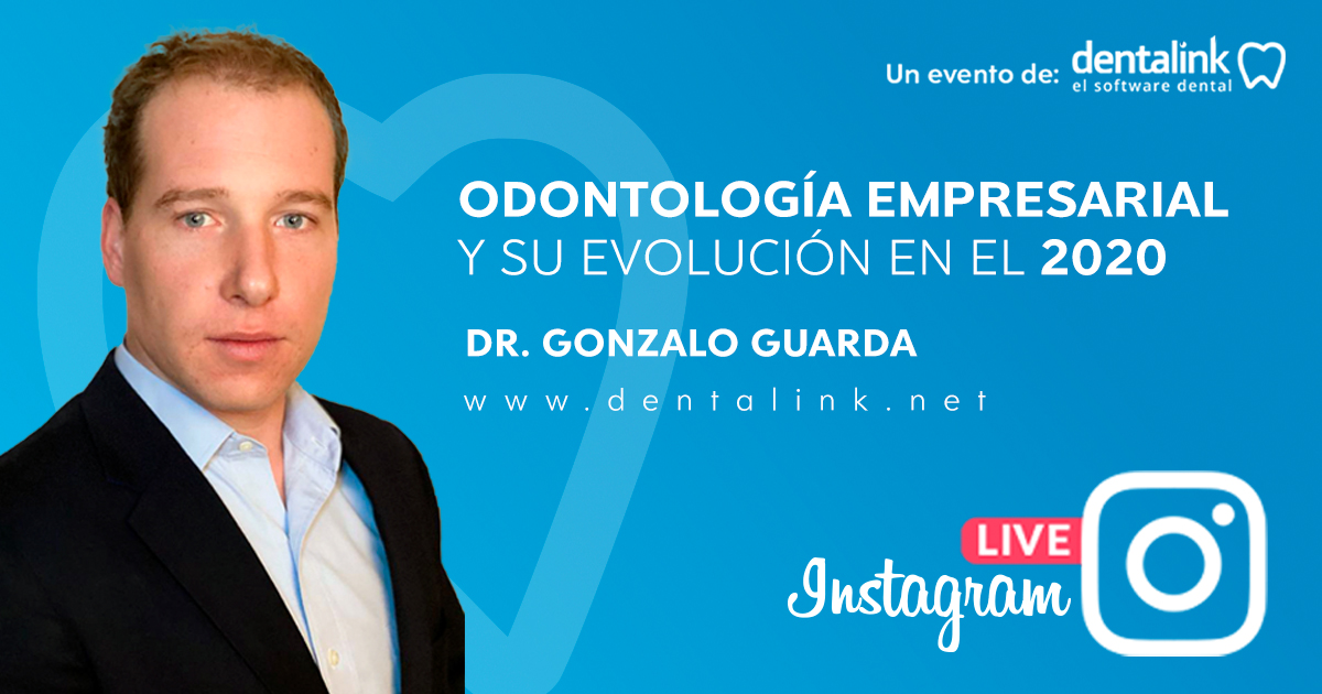 Instagram Live: Odontología Empresarial y su evolución en el 2020