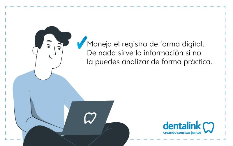 administrar odontología