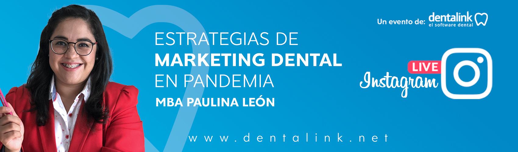 Instagram Live: Estrategias de Marketing dental en Pandemia