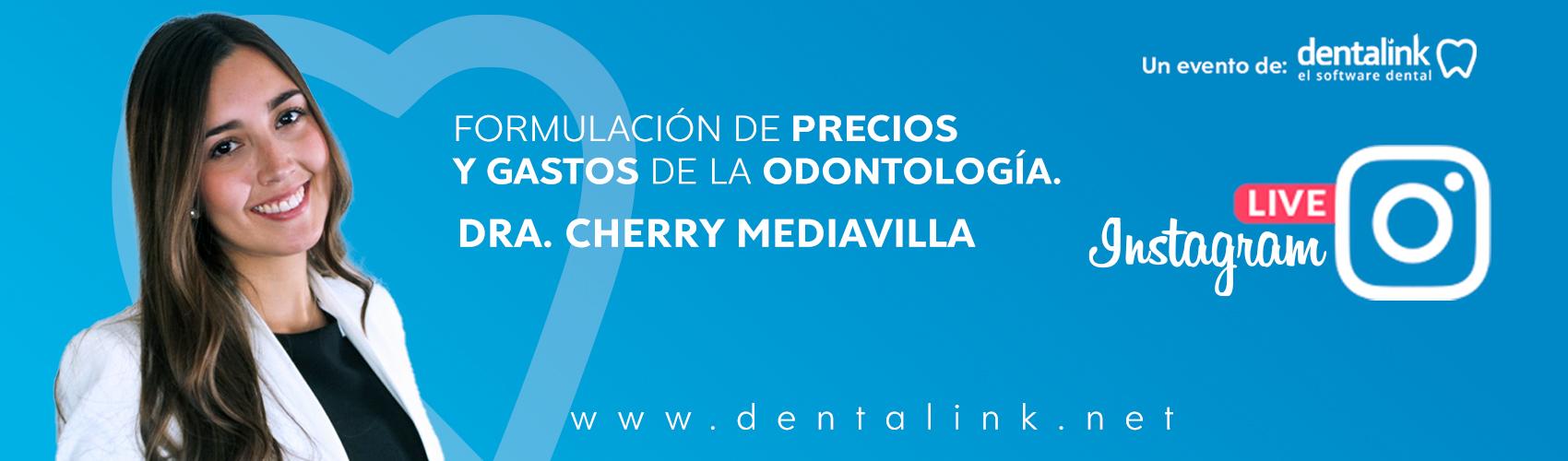 Instagram Live: Formulación de precios y Gastos en la Odontología