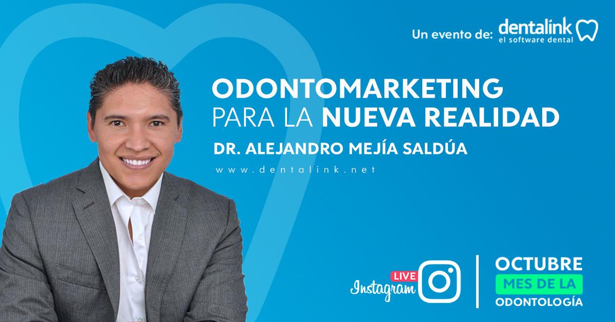 Instagram Live: Odontomarketing para la Nueva Realidad