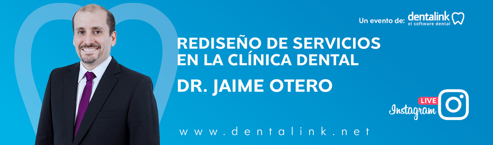 Instagram Live: Rediseño de Servicios en la Clínica Dental