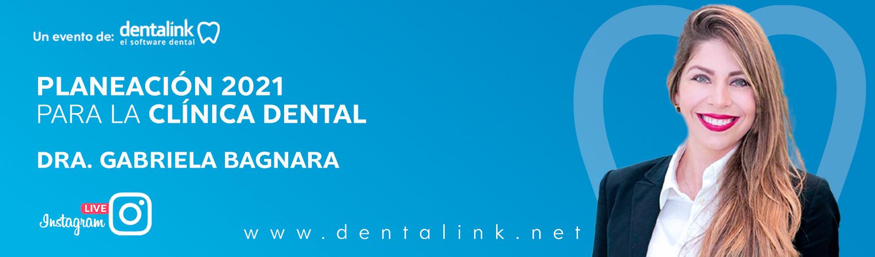 Instagram Live: Planeación 2021 para la Clínica Dental