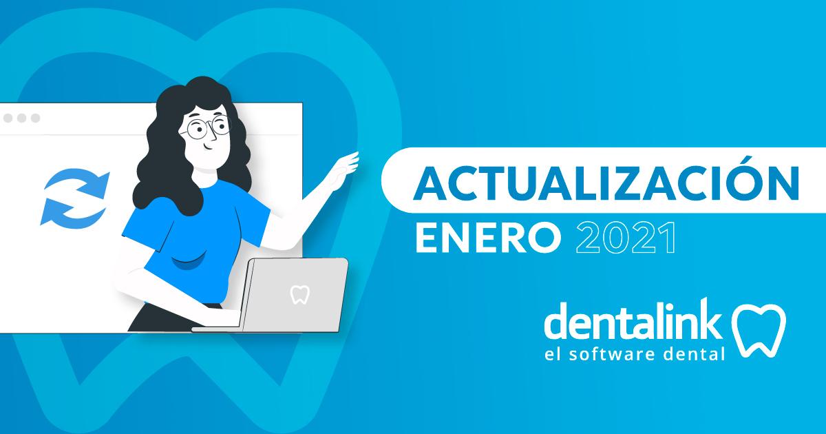 Firma electrónica, recetas vía email y más | ACTUALIZACIÓN ENERO 2021-Dentalink