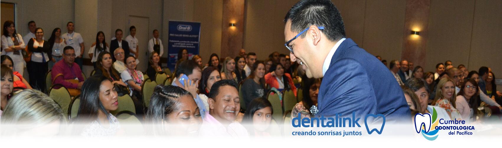 Dentalink en la II Cumbre Odontológica del Pacífico - Cali 2017