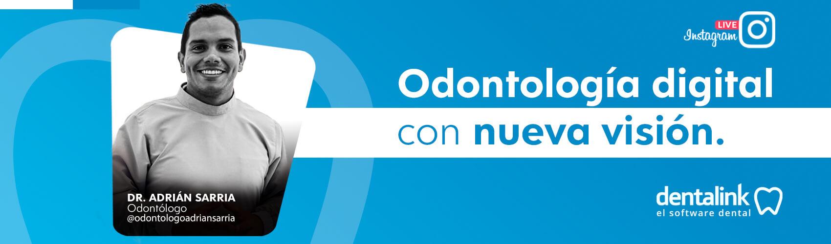 Instagram Live: Odontología Digital con Nueva Visión