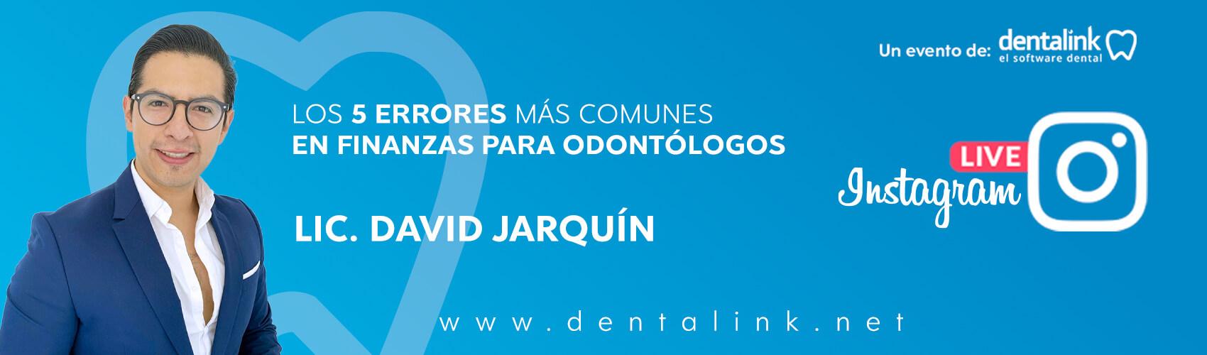 Instagram Live: Los 5 errores más comunes en Finanzas para Odontólogos