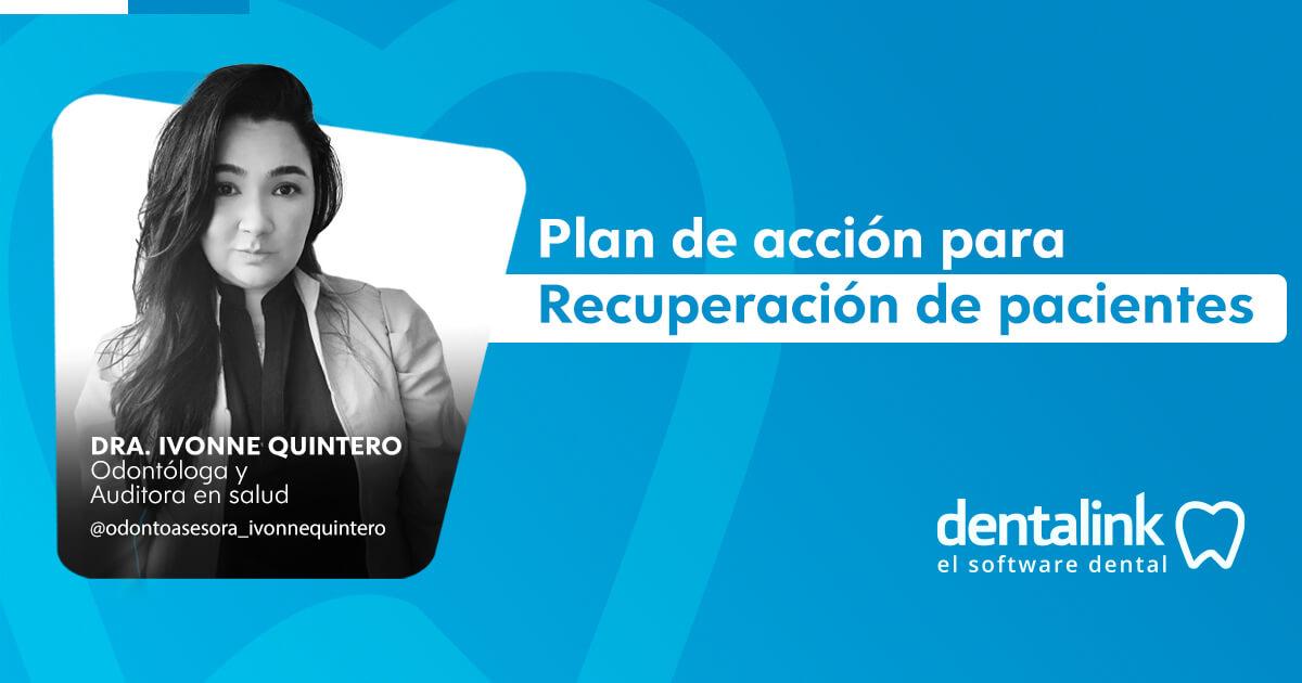 Plan de acción para recuperación de pacientes