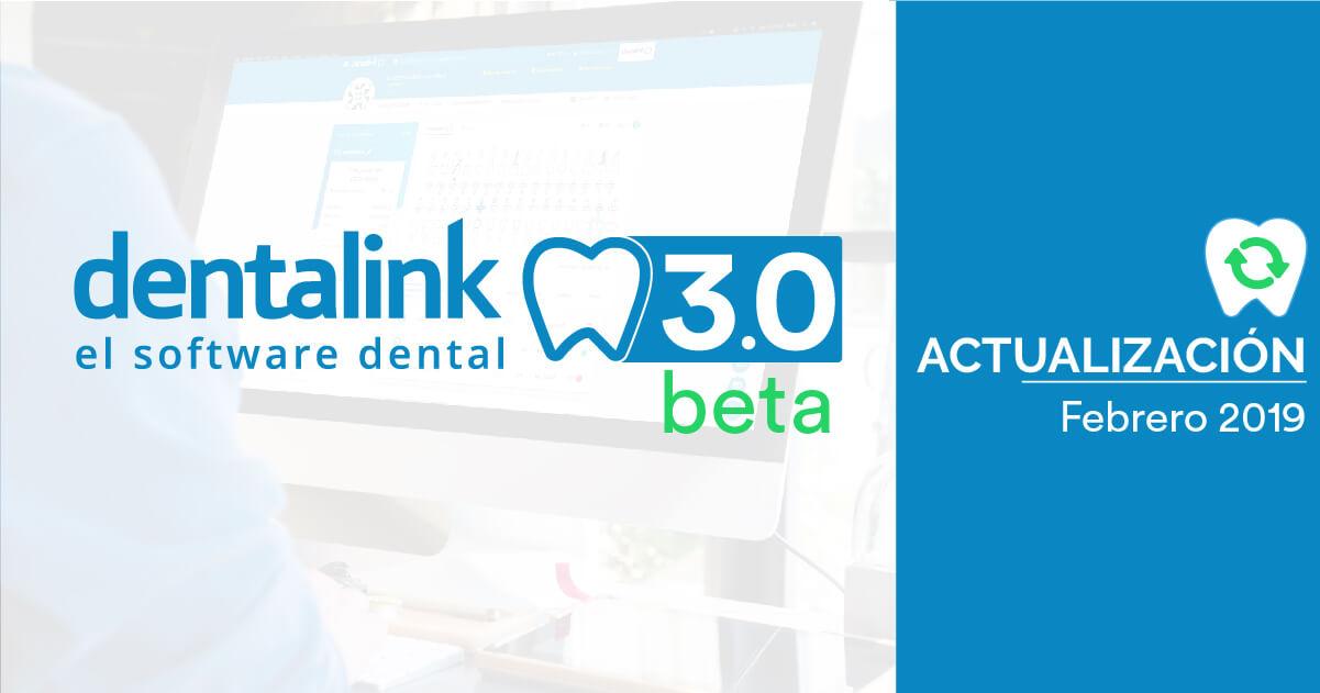 Ya puedes acceder a la Beta de Dentalink 3.0 ¡ACTÍVALA!