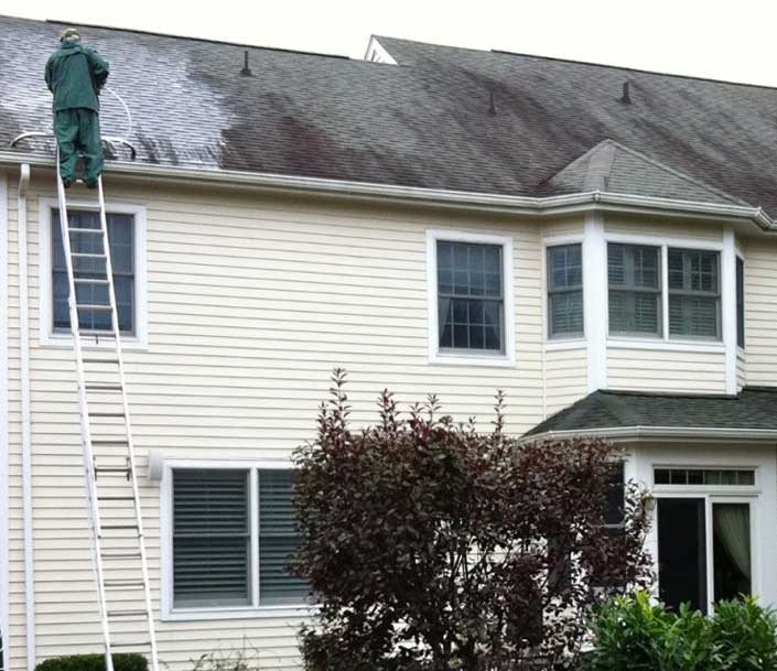 Experience Why Hundreds Of People In Princeton, NJ And The Surrounding Area  Choose GEM Home Maintenance For Their Roof Cleaning