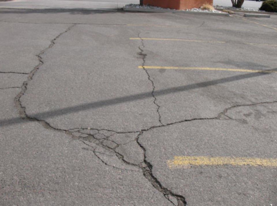 Driveway in Princeton NJ being sealed
