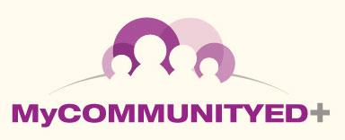 MyCommunityEd Plus logo