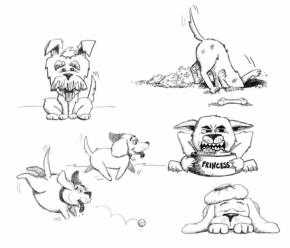 illustration sample